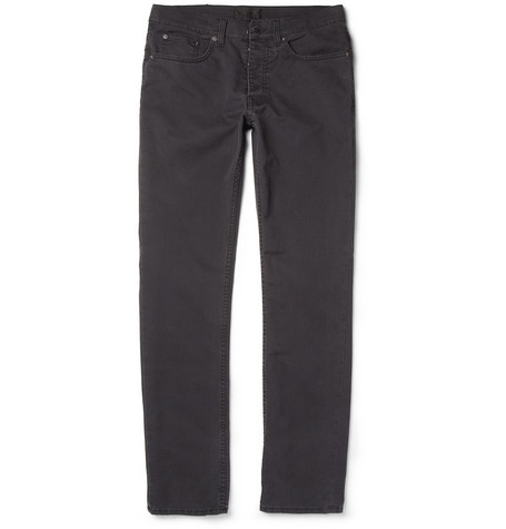 Acne Roc UPS Regular-Fit Washed-Denim Jeans