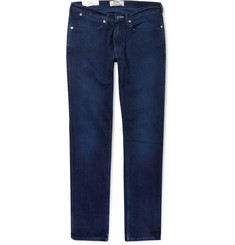 Acne Max Slim-Fit Overdyed Jeans