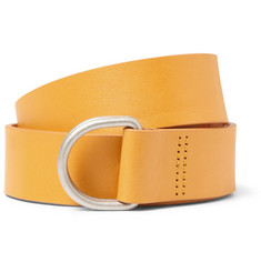 Acne Carson Leather Belt