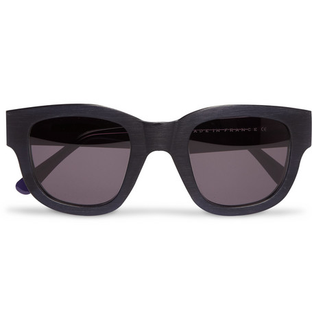 Acne Studios Square-Frame Polarised Sunglasses