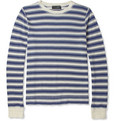 Dolce & Gabbana - Striped Cotton-Blend Sweater