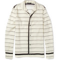 Dolce & Gabbana - Striped Ramie-Blend Shirt