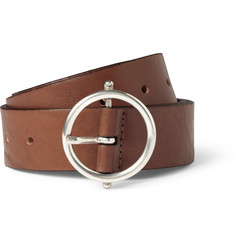 Faconnable Leather Belt