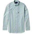 Faconnable - Striped Cotton Shirt