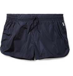 Orlebar Brown Pup II Packaway Short-Length Swim Shorts