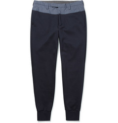Kolor Tapered-Leg Panelled Trousers