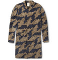 Wooyoungmi - Cloud-Print Lightweight Rain Coat