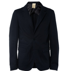 Wooyoungmi Slim-Fit Cotton Blazer