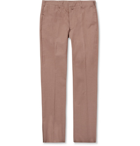 Maison Martin Margiela Slim-Fit Cotton-Blend Twill Chinos