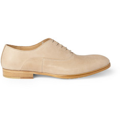 Maison Martin Margiela Leather Oxford Shoes