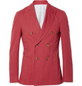 Incotex Montedoro Cotton-Twill Blazer