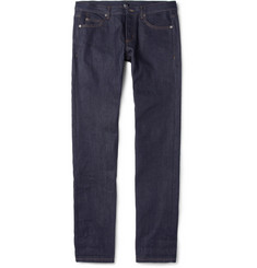 McQ Alexander McQueen Regular-Fit Dry Denim Jeans