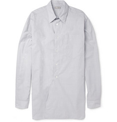Margaret Howell Check Ripstop Cotton Shirt
