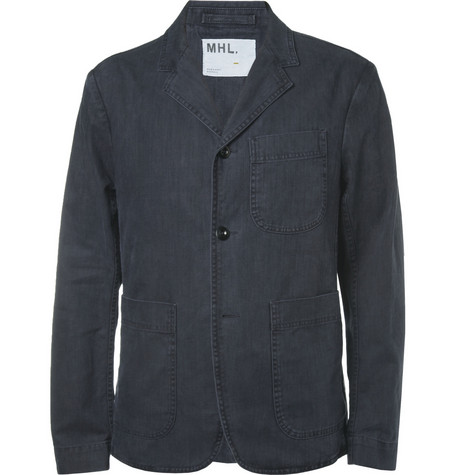 Margaret Howell MHL Washed-Denim Jacket