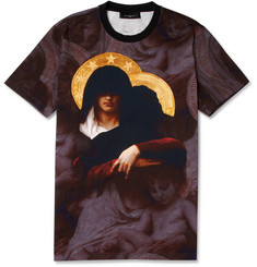 Givenchy Madonna-Print Cotton-Jersey T-Shirt