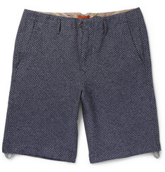 Missoni Patterned Woven-Cotton Shorts