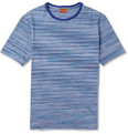 Missoni - Striped Cotton-Jersey T-Shirt