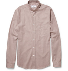 Ami Check Cotton Shirt