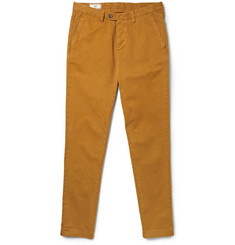Ami Cotton-Gabardine Trousers