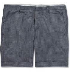 Paul Smith Slim-Fit Jacquard-Woven Cotton Shorts