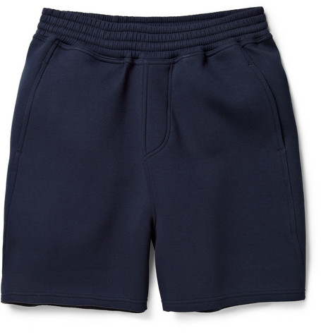 Neil Barrett Neoprene Drawstring Shorts