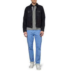 Burberry Brit Slim-Fit Overdyed-Denim Jeans