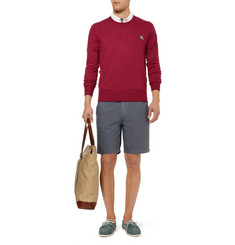 Burberry Brit Cotton Chino Shorts