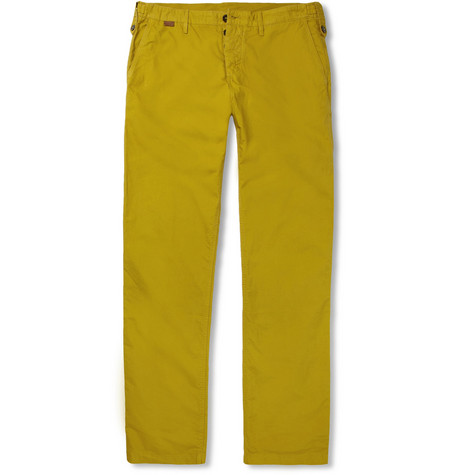Burberry Brit Lightweight Cotton Trousers