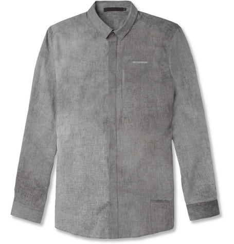 Alexander Wang Cotton-Voile Shirt