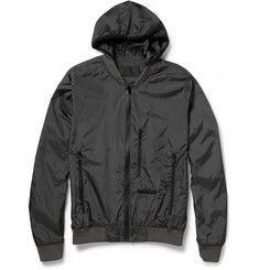 Alexander Wang Hooded Shell Bomber Jacket