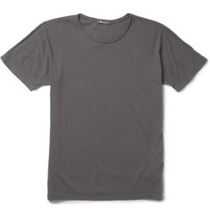 Alexander Wang Pigment-Dyed Cotton-Jersey T-Shirt