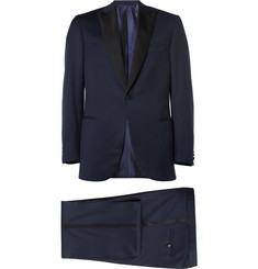 Brioni Midnight Blue Exclusive Wool Tuxedo
