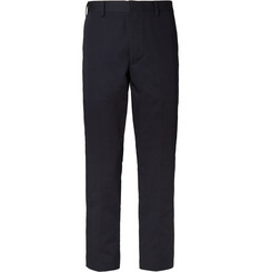 Thom Browne Straight-Leg Cotton-Twill Trousers