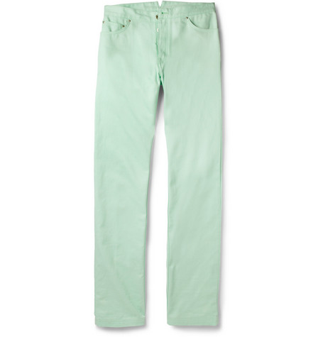 Thom Browne Straight-Fit Denim Jeans
