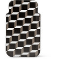 Pierre Hardy - Printed Textured-Leather iPhone Case
