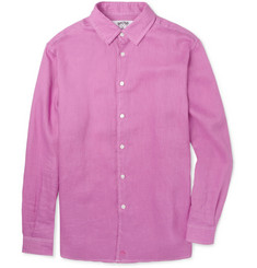 Pink House Mustique Linen Shirt