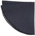 Alexander Olch Polka-Dot Woven-Cotton Pocket Round