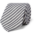Alexander Olch - Striped Cotton Tie