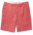 Hartford Cotton-Twill Shorts