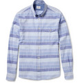 Hartford - Striped Cotton Shirt