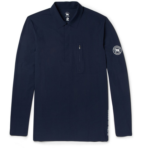 Chucs Long-Sleeved Polo Shirt