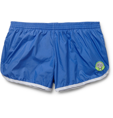 Robinson les Bains Cambridge Short-Length Swim Shorts