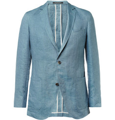 Richard James Spirit Slim-Fit Linen Suit Jacket