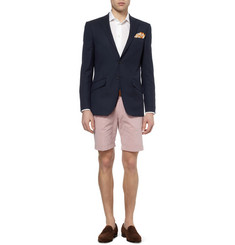 Richard James Seishin Slim-Fit Wool Blazer