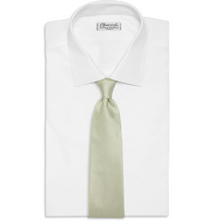 Richard James Silk-Grenadine Tie