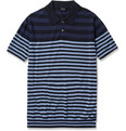 PS by Paul Smith - Striped Cotton Polo Shirt