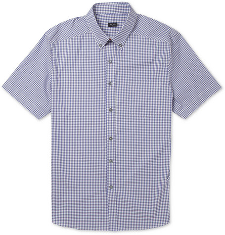 PS by Paul Smith Slim-Fit Short-Sleeved Cotton Shirt
