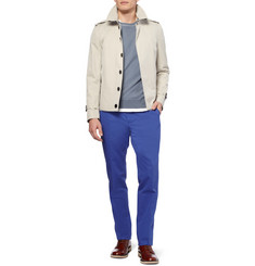 PS by Paul Smith Straight-Leg Cotton Trousers