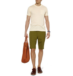 PS by Paul Smith Slim-Fit Cotton-Twill Shorts