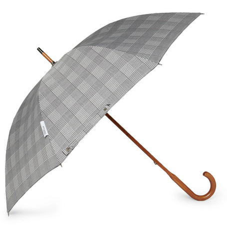 London Undercover Classic Prince of Wales Check Umbrella
